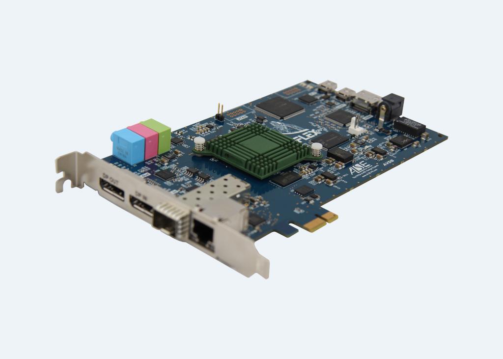Clovis CycloneV Video Development Kit (AVDB) - REFLEX CES