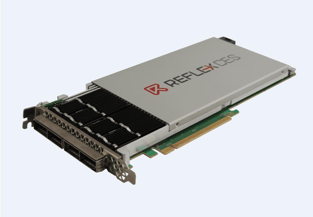 Image XpressGX S10-FH800G Stratix® 10 FPGA PCIe board