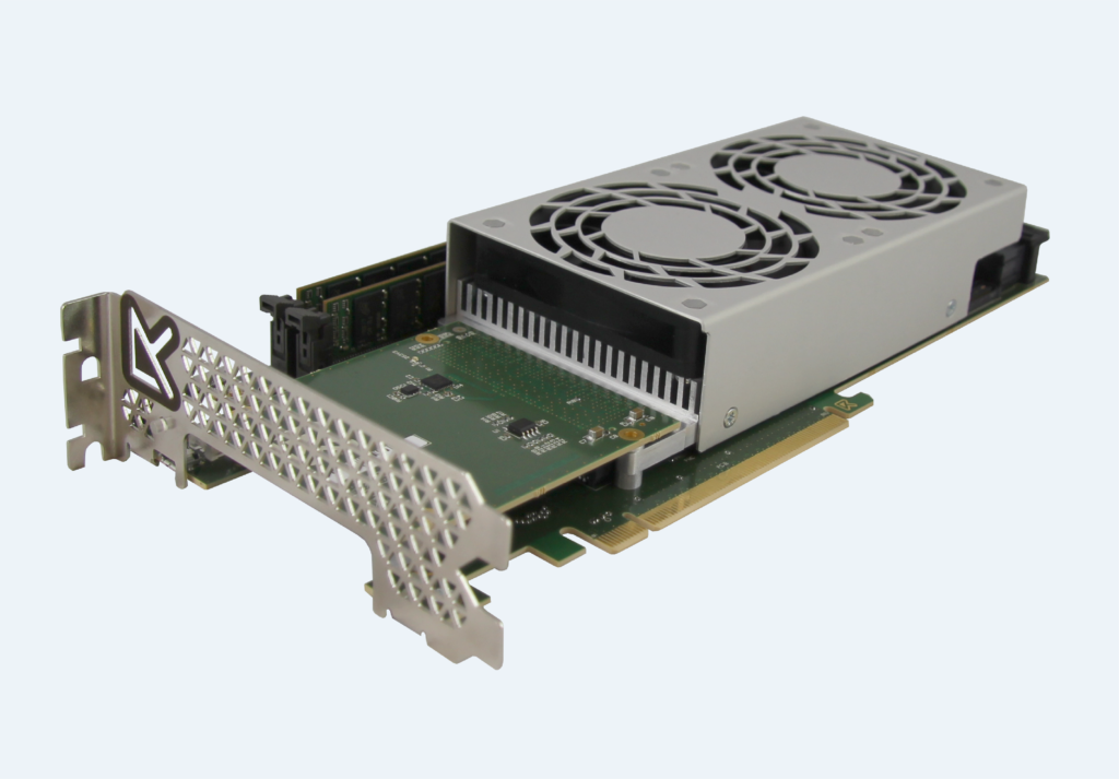 Image Sargon Stratix® 10 GX FMC+ PCIe board